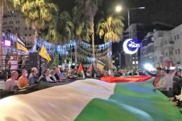 مسيرات حاشدة في محافظات الوطن دعما واسنادا لأهلنا في القدس والأقصى