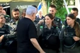 إغلاق اللد.. نتنياهو لجنوده أعيدوا الهدوء ولا تخافوا من لجان التحقيق