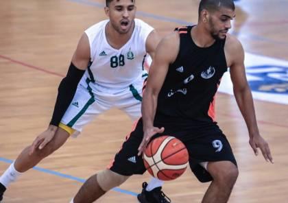 نجم السلة الفلسطينية يُعقب على مشاكل اتحاد كرة السلة