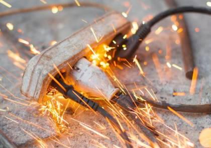 غزة: مصرع مواطن بصعقة كهربائية