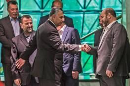 """أبو مرزوق: ما تم في اليومين الماضيين """"الاهم في مسار المصالحة"""""""