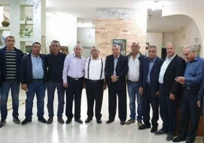 المشهد: اتفاق تقاسم رئاسة بين سليمان وحسن