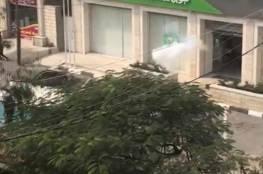 """""""جوال"""" تصدر بيانا بشأن الاعتداء على معرضها في جباليا شمال القطاع"""