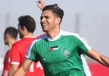 لاعب غزي جديد يقترب من هلال القدس