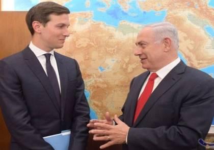 """كوشنر: نود أن نرى غزة والضفة موحدين ويكشف ملامح """"صفقة القرن"""""""