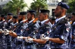 الشرطة تقبض على مشتبه بهم بإطلاق النار في نابلس