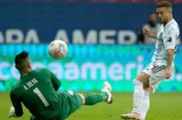 فيديو.. الأرجنتين تتأهل لربع نهائي كوبا أمريكا بعد هزيمة باراجواي