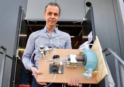 مصنعو أجهزة التنفس يسعون الى تطوير حلول مبتكرة في مواجهة حجم الطلب