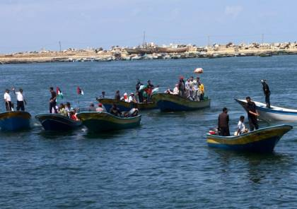 توثيق 20 انتهاكاً إسرائيلياً ضد صيادي غزة في مارس الماضي
