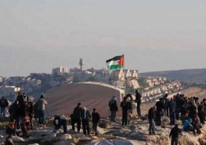 """""""الجدار والاستيطان"""" تستعيد 207 دونمات من أراضي قرية مسحة غرب سلفيت"""