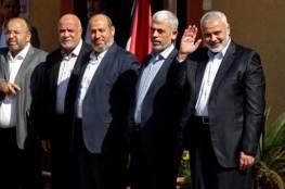 وفد من حماس يتوجه إلى القاهرة الأسبوع المقبل