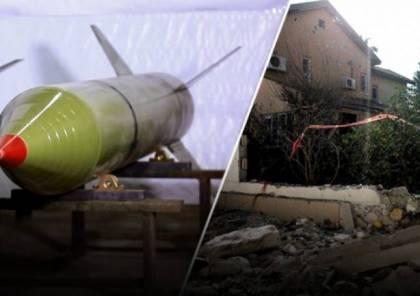 """""""سرايا القدس"""" تكشف نوع """"صواريخ عسقلان"""""""