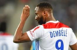 موسى ديمبيلي يرد على سعي مانشستر يونايتد للتعاقد معه
