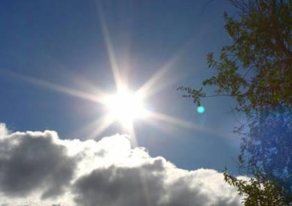 الطقس: أجواء مستقرة مع إرتفاع في درجات الحرارة