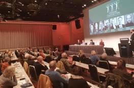 مشاركون بندوة في أوسلو: إسرائيل مستمرة في انتهاك القانون الدولي عبر مواصلة احتلالها للأراضي الفلسطينية