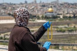القدس: وفاة و328 إصابة جديدة بكورونا