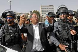 """""""مجلس الأوقاف"""" يحذر من مغبة استفزازات مقتحمي الأقصى تحت بصر شرطة الاحتلال"""