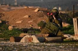 وسائل اعلام اسرائيلية تستعرض استعدادات الجيش الاسرائيلي على حدود قطاع غزة..