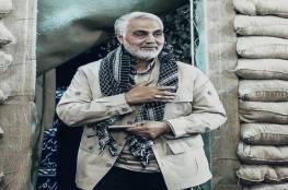 إيران تحكم بالإعدام على جاسوس ساهم في مقتل قاسم سليماني