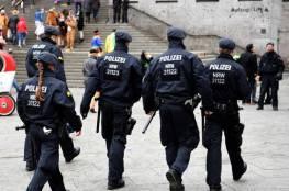 لحظة القبض على سائق السيارة الذي قام بدهس المارة في ترير الألمانية (فيديو)