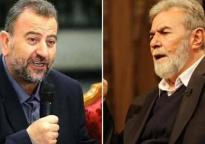 """حماس والجهاد توجهان رسالة تحذير شديدة اللهجة لـ""""إسرائيل"""""""
