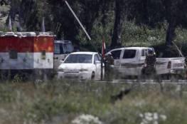 «بند سري» في صفقة التبادل بين سوريا وإسرائيل