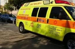 الرملة: إصابة خطيرة لعامل سقط عليه جسم ثقيل