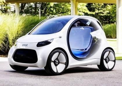 شركة سويسرية تنتج سيارة دون مقود ودواسات