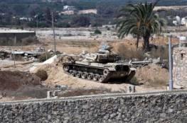 تفاصيل جديدة.. السلطات المصرية تشرع ببناء جدار على طول الحدود مع قطاع غزة