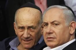 """أولمرت: هل يستمر """"الساحر"""" نتنياهو في خداعه.. ويذهب إلى انتخابات رابعة؟"""