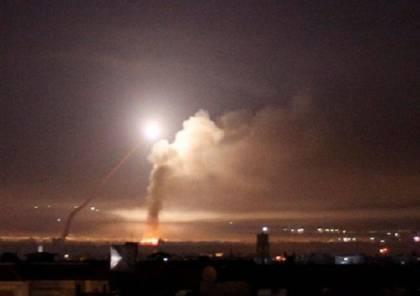 قصف إسرائيلي على جنوب سوريا (سانا)