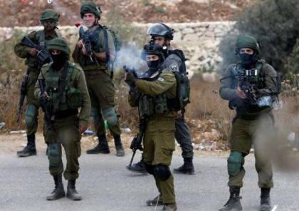 إصابة 4 مواطنين برصاص الاحتلال والعشرات بالاختناق في كفر قدوم