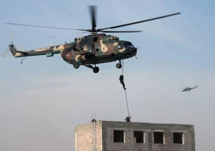 يديعوت: الجيش مستعد لإنزال قوات خاصة من مروحيات في أي وقت