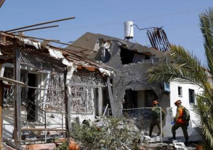 بعد عسقلان وأسدود: رشقات صاروخية باتجاه النقب ومفاعل ديمونا ومنصة الغاز قبالة بحر غزة