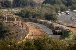 الجيش الإسرائيلي يقول إنه احبط محاولة تهريب أسلحة ومخدرات على الحدود اللبنانية
