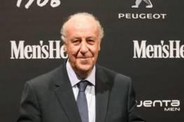 ديل بوسكي يقترح على برشلونة حلولاً لأزمة ديمبيلي