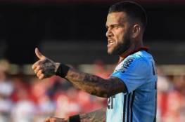ألفيس يعترف : كان لدى فرصة للعودة إلى برشلونة أو يوفنتوس