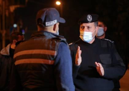 الشرطة بغزة: من يخالف إجراءات السلامة وحظر التجوال يُعرض نفسه للمساءلة