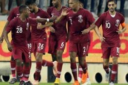 فيديو.. قطر تضرب لبنان بثنائية في آسيا