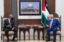"""صحيفة:خطة أمريكية إسرائيلية لدعم السلطة الفلسطينية ..وهذا هو """"الأهم والأخطر"""" في نظر الأمريكيين"""