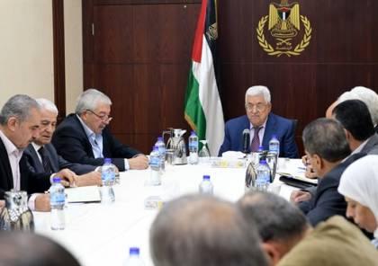 """الاثنين المقبل : """"اللجنة التنفيذية"""" تجتمع للتشاور حول ملف المصالحة"""