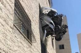 مصرع مواطن واصابة آخر في حادث خيالي مرعب بنابلس