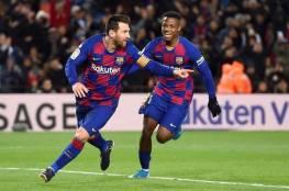 فيديو.. برشلونة يفوز على غرناطة بهدف نظيف ويستعيد الصدارة