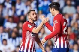 موراتا : لم نرضخ أمام برشلونة حتى الآن