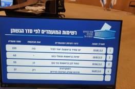"""انتخابات الكنيست: """"ييش عتيد"""" و""""يمينا"""" يقدمان قائمتي مرشحيهما"""