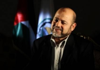 """حماس: يدنا ممدودة للمصالحة مع """"فتح"""".. ولا مستقبل للسلطة الفلسطينية في ظل خطة الضم"""