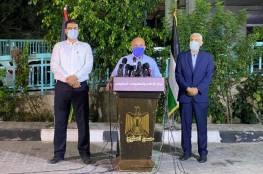 ابو نعيم: تمديد حظر التجوال داخل المناطق لمدة 72 ساعة.. وابو الريش يرجح دخول كورونا لغزة مطلع أغسطس
