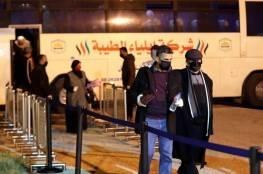 عودة المواطنين العالقين في مصر إلى قطاع غزة