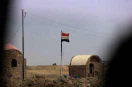 """صورة .. ضابط مصري وحيد ينجو من """"كمين"""" الواحات"""