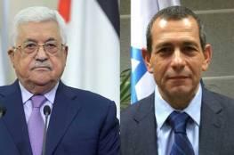 رئيس الشاباك التقى الرئيس أبو مازن في منزله في رام الله وهذا ما تم بحثه ..